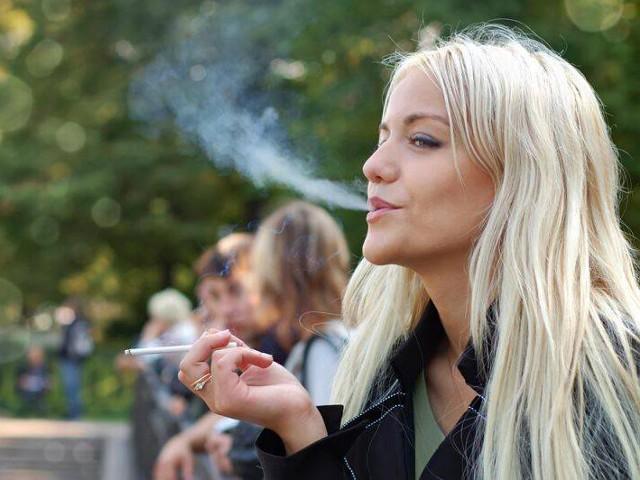 Цигарите пречат да отслабнем
