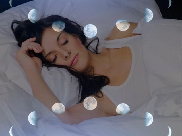 Пророчески сънища според фазите на луната