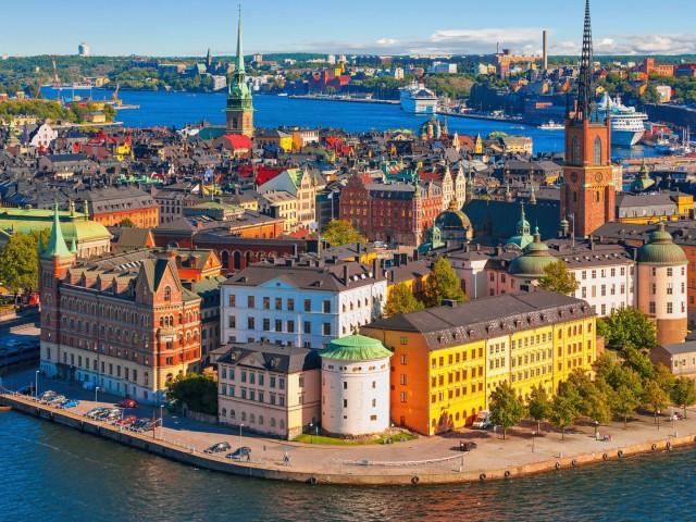 Екскурзия в Стокхолм, Швеция