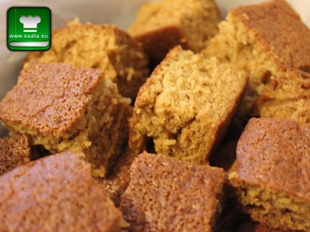 Рецепта за джинджифилов кейк
