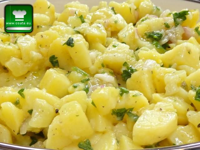 Рецепта за Картофена салата