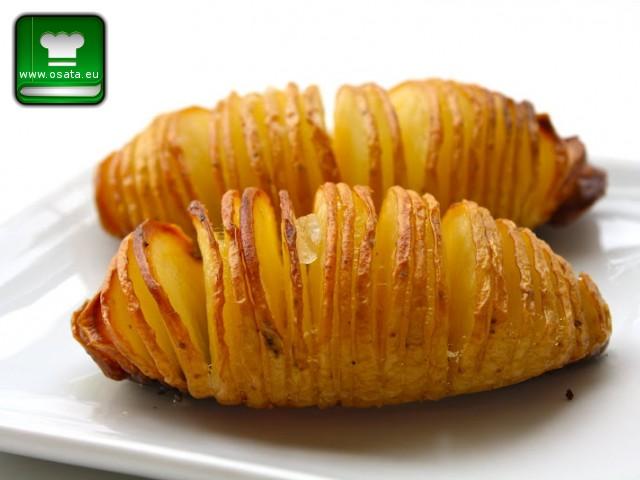 Рецепта за картофи на гребен
