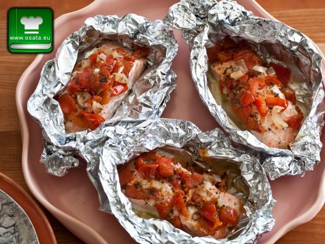 Рецепта за риба на фурна по мексикански