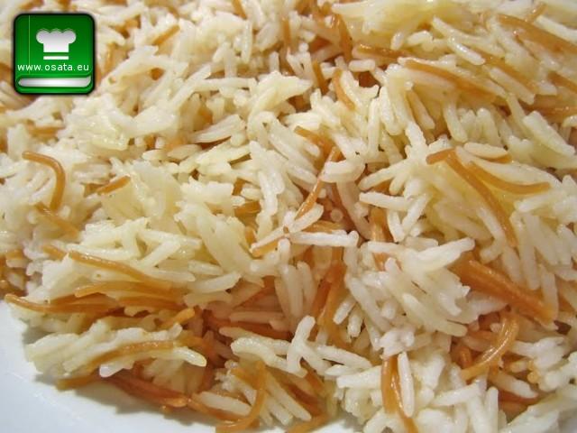 Рецепта за запържено фиде и ориз