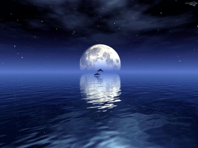 Фази на луната - Лунен календар за 2015 година