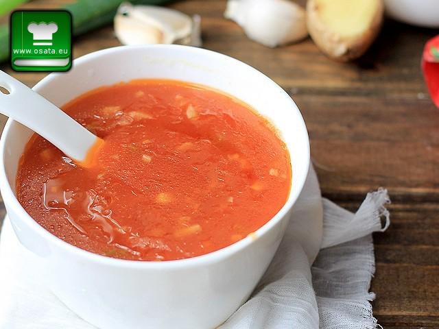 Рецепта за китайски сладко кисел сос