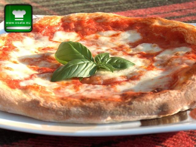 Рецепта за класическа пица маргарита