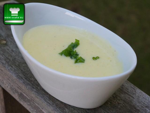 Рецепта за сос муселин (холандез с разбита сметана)