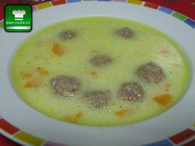 Рецепта за супа топчета