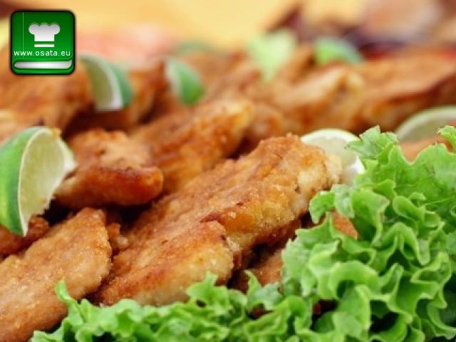 Рецепта за телешки език пане