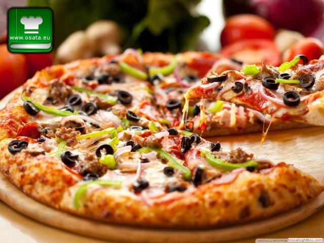Рецепта за венецианска пица