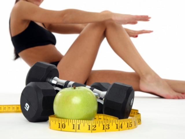 При тренировки във фитнеса пак трябва да се спазва диета