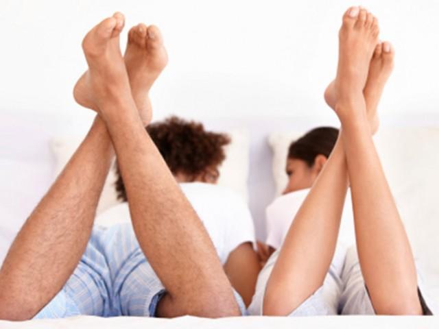 Митове за секса. Големиете крака не означават голям пенис
