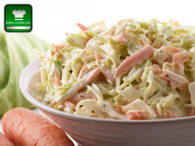 Рецепта за салата колсло  (cole slaw)