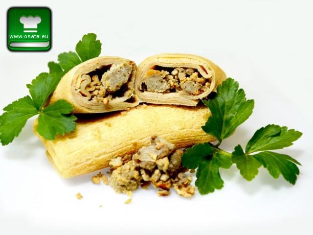 Рецепта за палачинки с телешка кайма и ориз