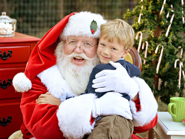До каква възраст децата трябва да вярват в Дядо Коледа?