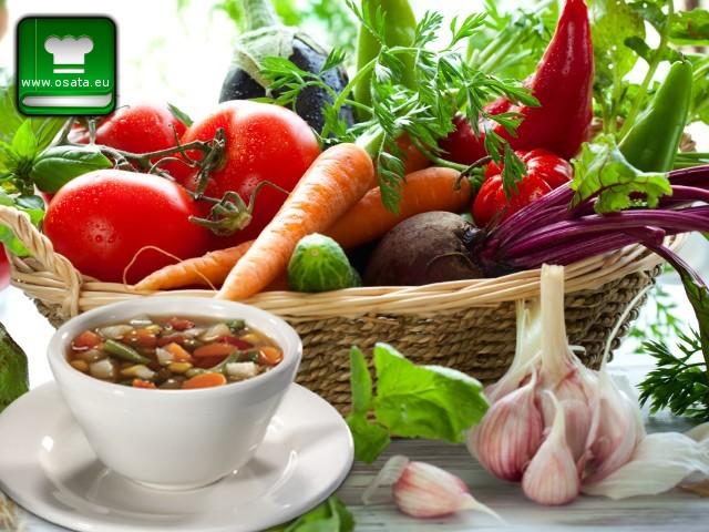 Рецепта за ароматен зеленчуков бульон