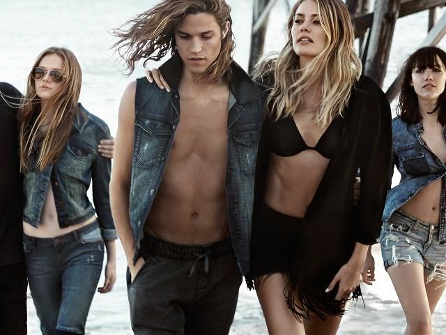 Денимът моден хит на лято 2015