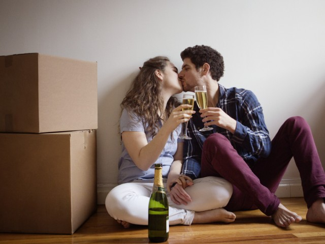 Съместно съжителство в общ дом без брак