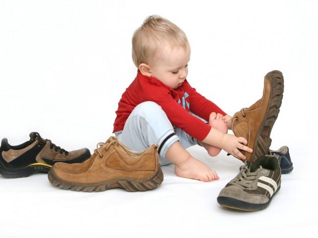 Как да изберем детски обувки и ботуши