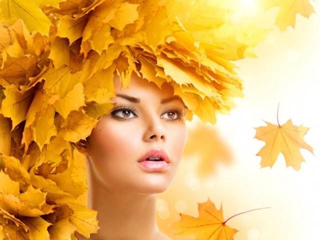 Най-подходящият грим за есента според зодията