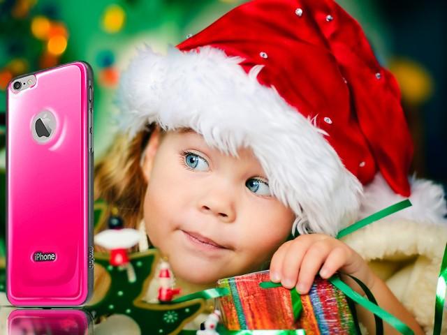 За децата коледа означава нов iphone