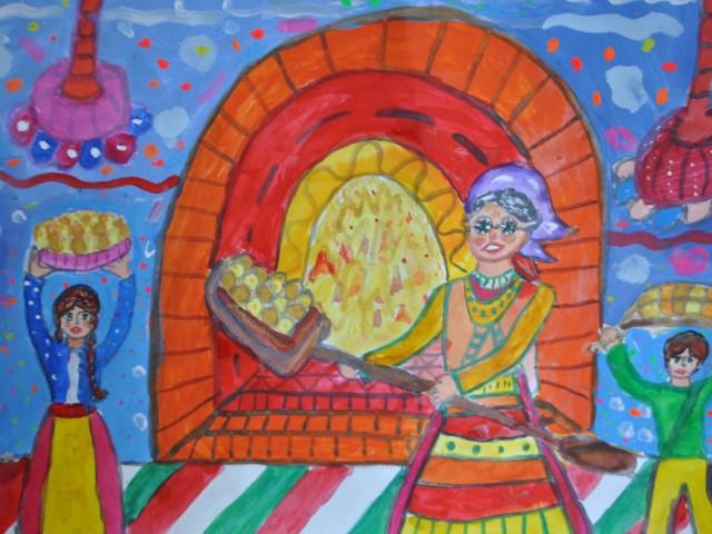 "Финална церемония детски конкурс 2016 - "" Рецептите на баба"""
