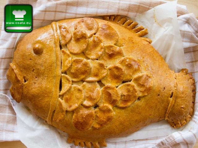 Рецепта как да приготвим никулденска питка