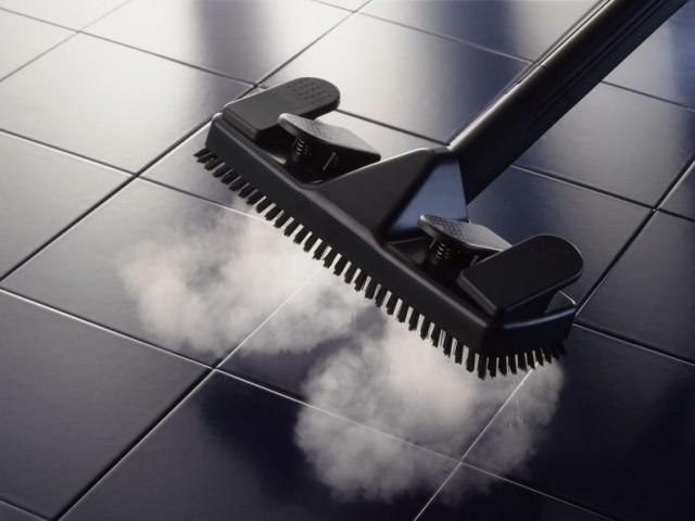 Почистване на дома с парочистачка