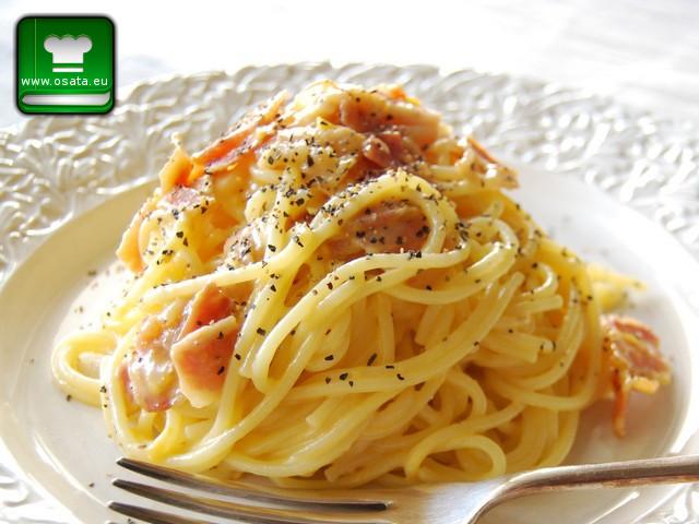 Рецепта как да приготвим спагети карбонара