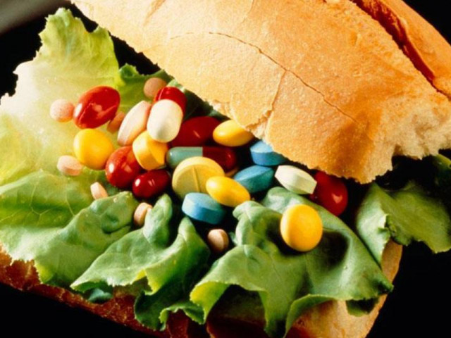 Митове за хранителни добавки