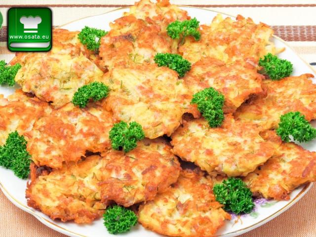 Рецепта за бухти с кашкавал и картофи