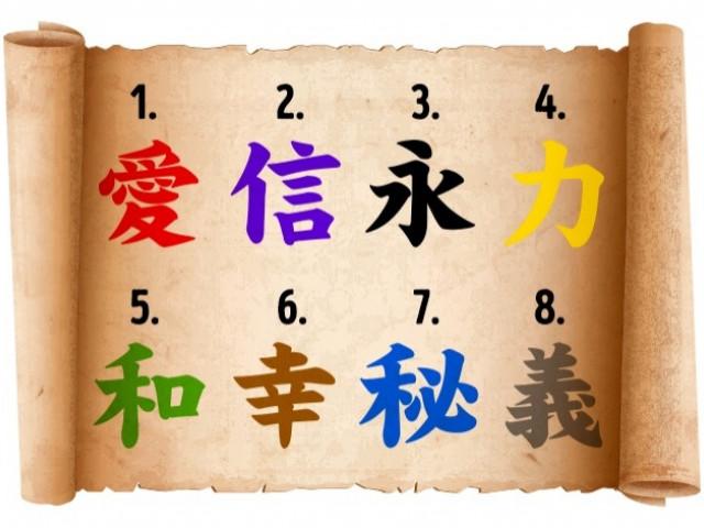 Изберете йероглиф и разбери какво ти липсва