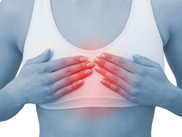 Болки в гърдите