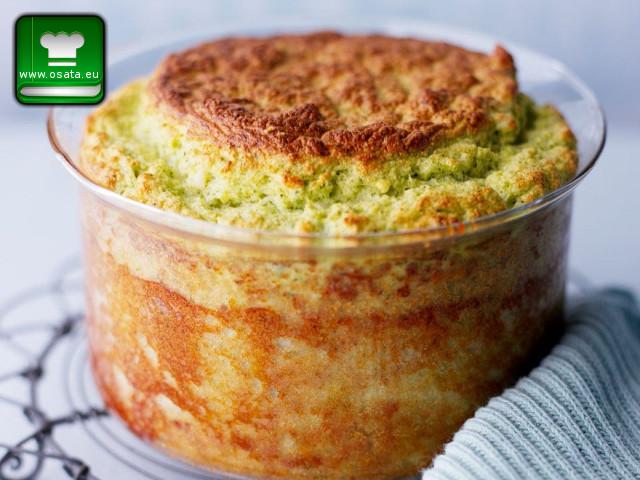Рецепта за суфле с броколи на фурна