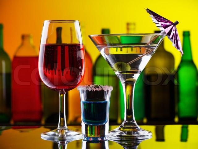 Алкохолът води до остаряване на кожата