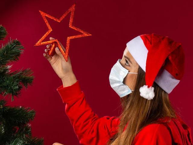 безопасно посрещане на Коледа по време на пандемия от COVID-19