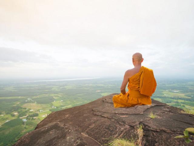 Техники на монасите от Тибет