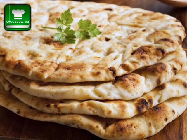 Рецепта за домашен хляб на тиган
