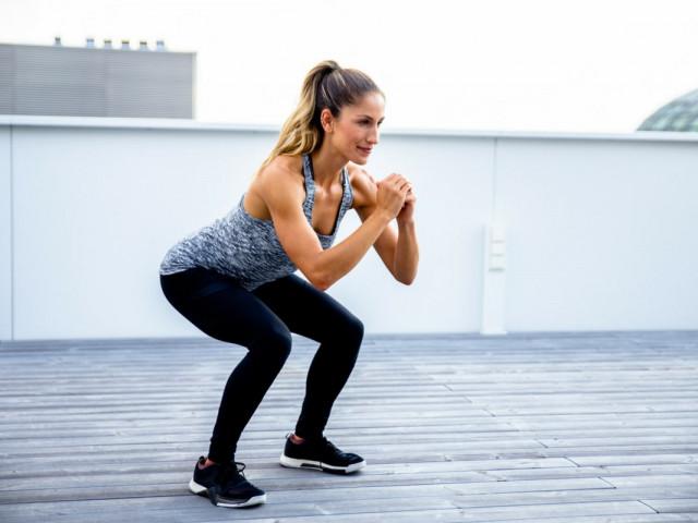 Табата упражнения за бързо отслабване